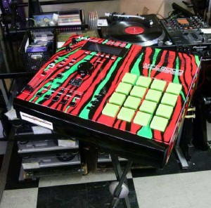 custom akai mpc 20000