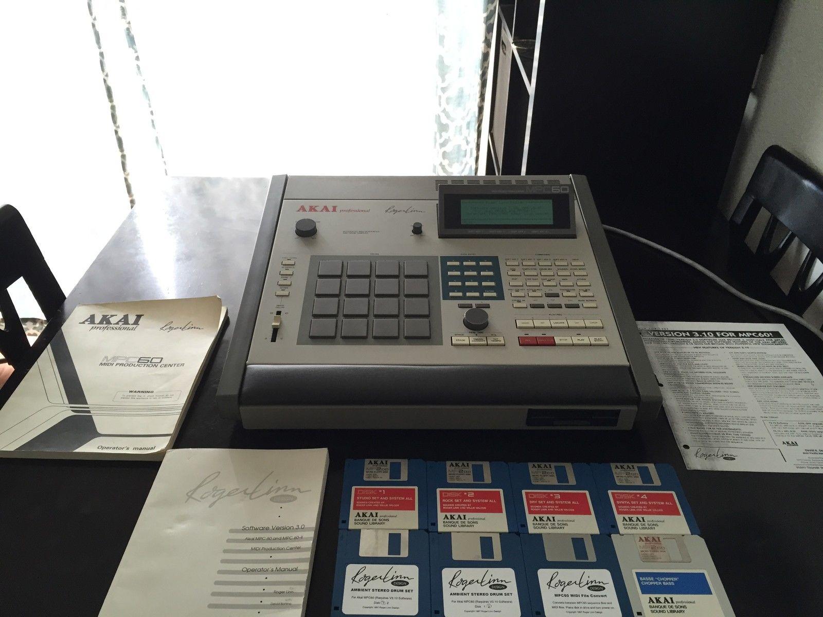 mpchunter mpc 60 rh mpchunter com akai mpc 60 manual pdf akai mpc 60 service manual